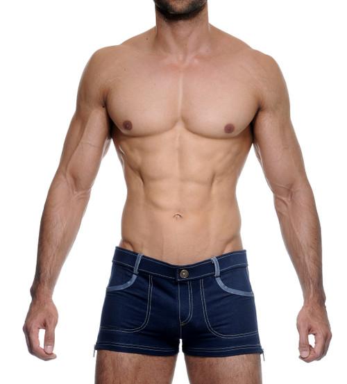 STUD Toma Denim Shorts (RW1037BS10)