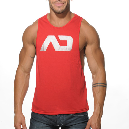 Addicted AD Low Rider Tanktop Red (AD043-06)