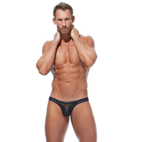 Gregg Homme Underwear Skylight Thong Navy (172404-Navy)