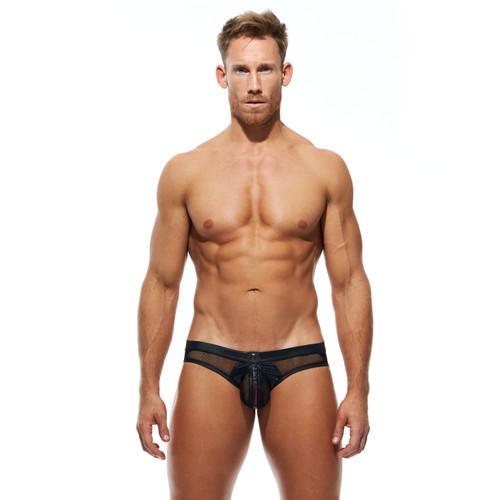 Gregg Homme Underwear Unlocked Jock Red (180234-Red)