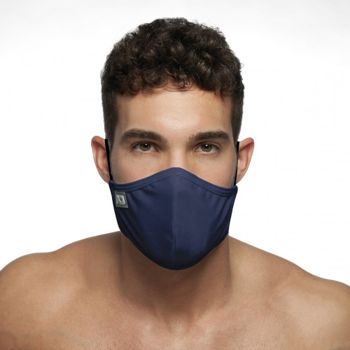 Addicted AC108 Shiny Face Mask (Filtration Efficiency BFE > 80%) (AC108-09)