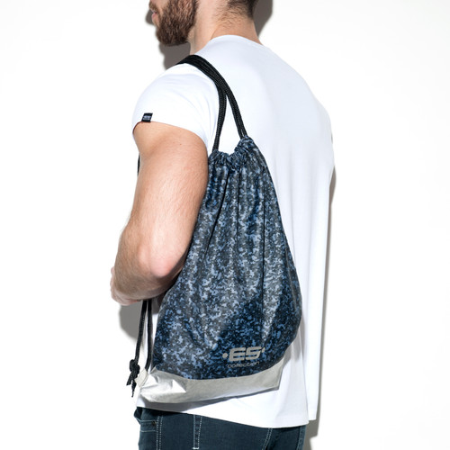 ES Collection Reversible Sling Bag Pixel Camo (AC074-Pixel-Camo)