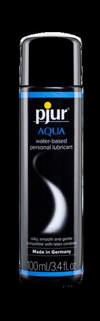 pjur Aqua Water-based Lubricant 100ml