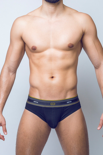 2EROS Underwear Adonis Brief Black (U2152BK)