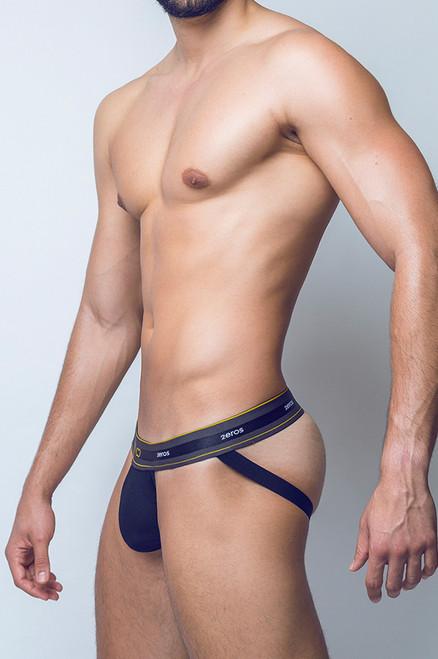 2EROS Underwear Adonis Jockstrap Black (U9152BK)