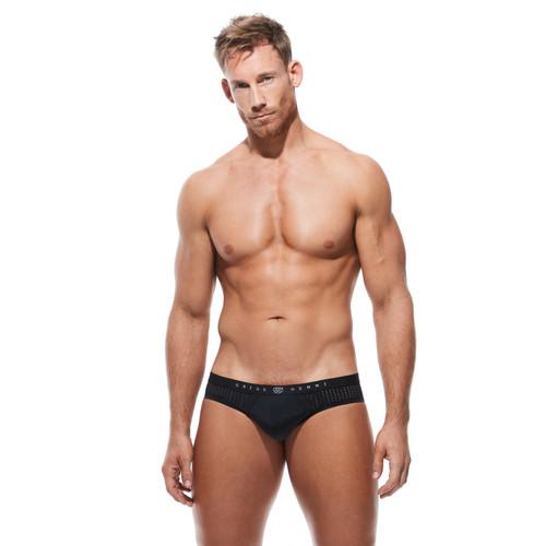 Gregg Homme Underwear Push Up 4.0 Brief Black (182403-Black)