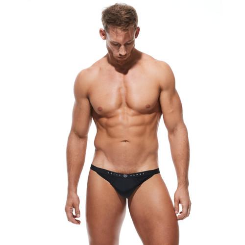 Gregg Homme Underwear Push Up 4.0 Thong Black (180404-Black)