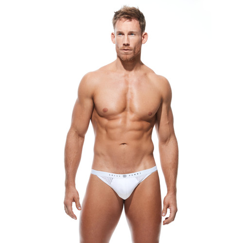 Gregg Homme Underwear Push Up 4.0 Thong White (180404-White)