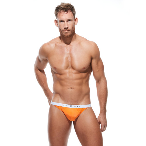 Gregg Homme Underwear Push Up 4.0 Thong Orange (180404-Orange)