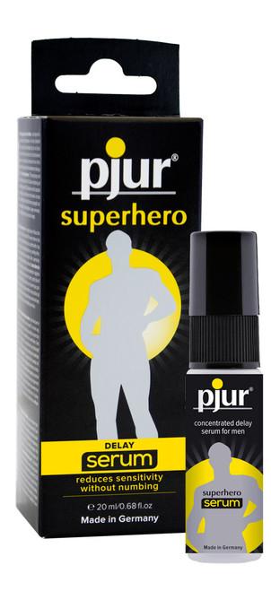 pjur Superhero Concentrated Delay Serum 20ml