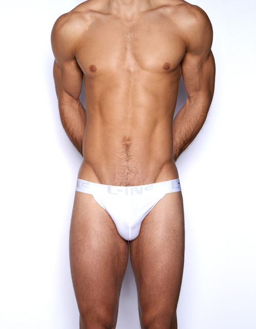 C-IN2 Underwear Core Y-Back Thong White