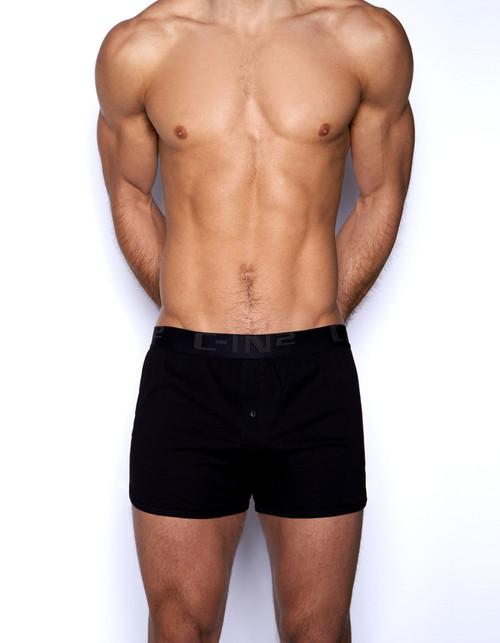 C-IN2 Underwear Core Runner Boxer Black