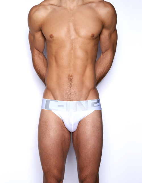 C-IN2 Underwear Core Jock Strap White