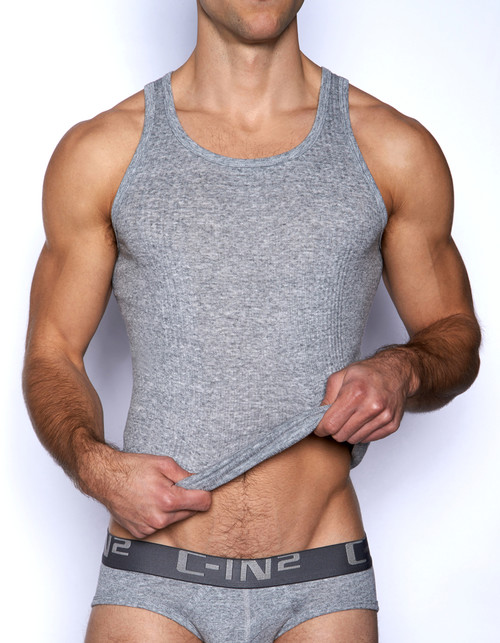 C-IN2 Core Engine Tank Grey Heather