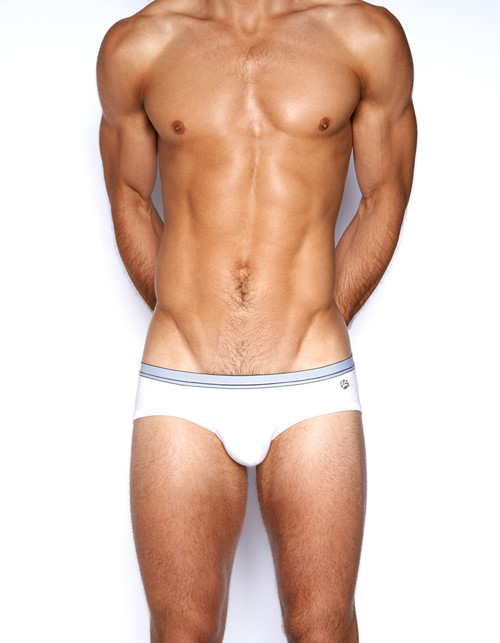 C-IN2 Underwear - Grip Lite Profile Brief White