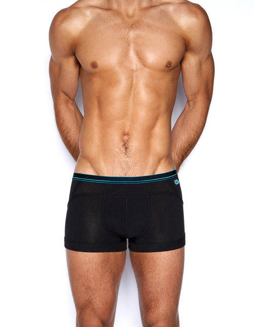 C-IN2 Underwear - Grip Lite Army Trunk Black