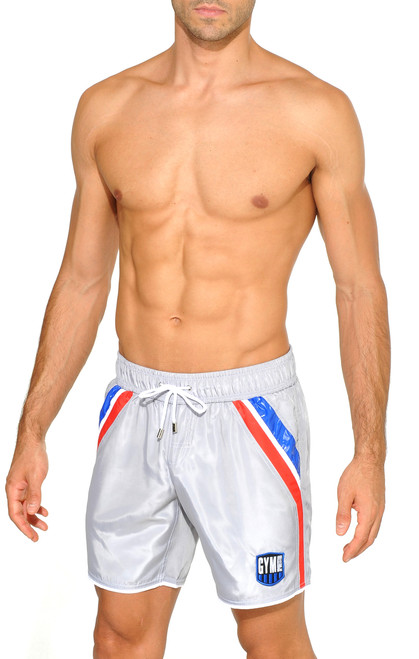 STUD Beachwear Helio Shorts Grey
