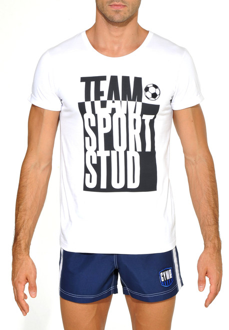STUD Team Sport Athletic Tee