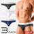 GX3 RELAX 3-Pack Hip Brief (K666)