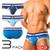 GX3 Underwear IVY LEAGUE 3-Pack Basic Brief (K853)