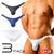 GX3 Underwear UPGRADE Ultra V Bikini Briefs (K916)