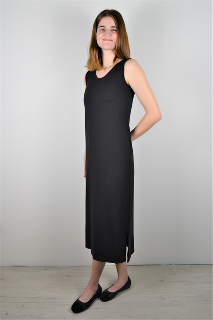 Patio Dress - Black