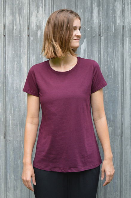 Short Sleeve Top - Port