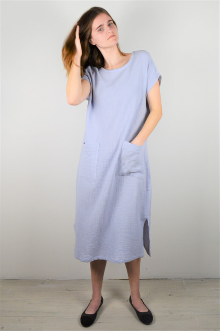 Tofino Dress - Lilac