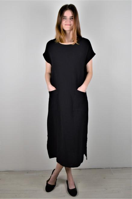 Tofino Dress - Black