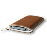filz:stueck - Both Sides - bio leather iPhone case