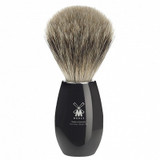 Muhle Shaving fine badger brush Modern K856 Black