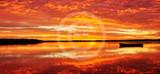 Color Shot - Early Morning at Lake Cooroibah