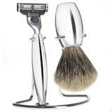 MUHLE SHAVING Razor Set M860 Chrome