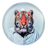 Paperweight Tiger from the Zoo Portraits | The Design Gift Shop