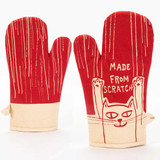 Made From Scratch - One Oven Mitt by Blue Q | The Design Gift Shop