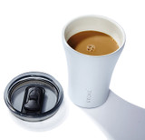STTOKE Coffee Cup White | the design gift shop