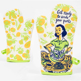 Get Ready to Undo Your Pants - One Oven Mitt by Blue Q | The Design Gift Shop