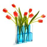 MoMA Corrugated Vase by Aruliden   the design gift shop