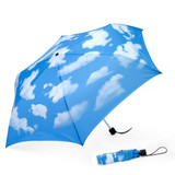 MoMa Sky Lite Umbrella Collapsible | the design gift shop
