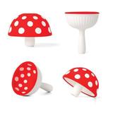 MAGIC MUSHROOM Funnel by Ototo | the design gift shop