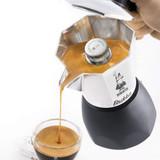 BIALETTI Brikka Elite 4 Cup Espresso Maker