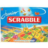 SCRABBLE JUNIOR, kids word game