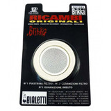 Bialetti gasket seal and filter kit for Brikka 2 cup coffee maker