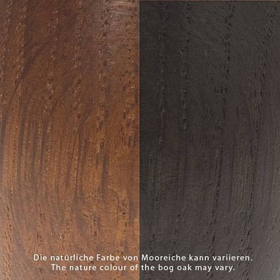 Bog oak wood shades