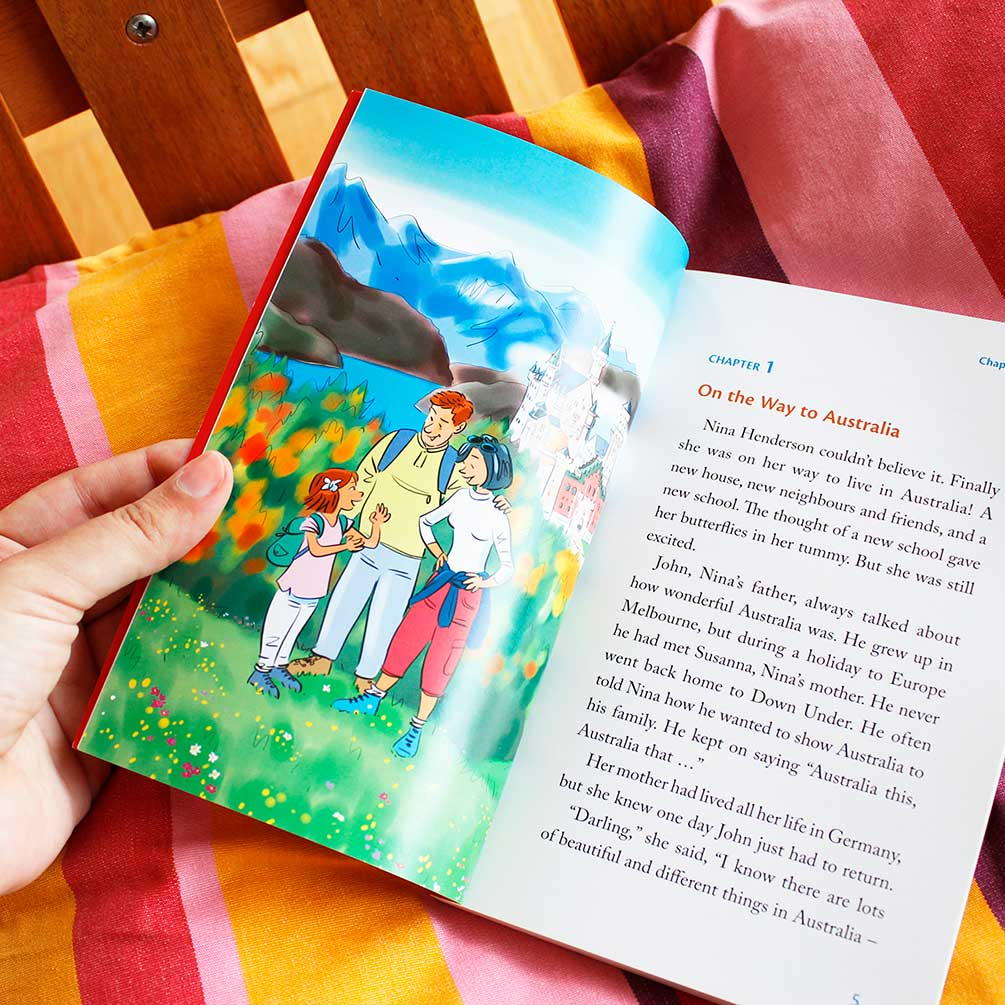 Welcome Down Under book for children
