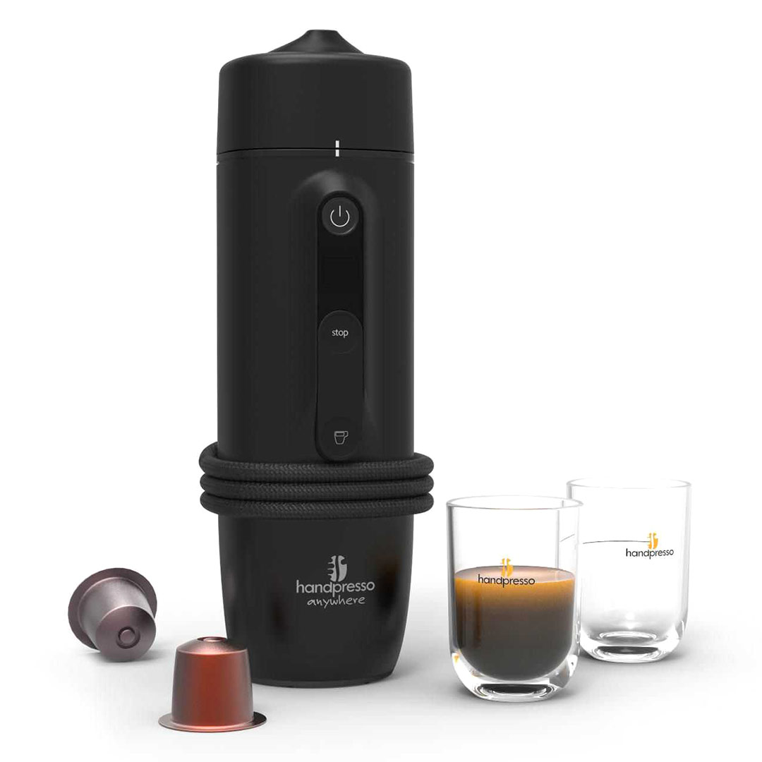 Handpresso AUTO Capsule Coffee Espresso Maker | The Design Gift Shop