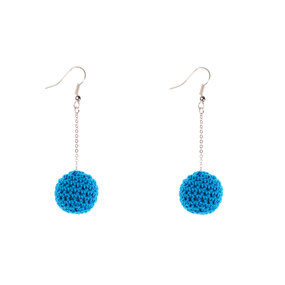 Mon Bijou - Earrings - Cote d'Azur Turquoise | The Design Gift Shop