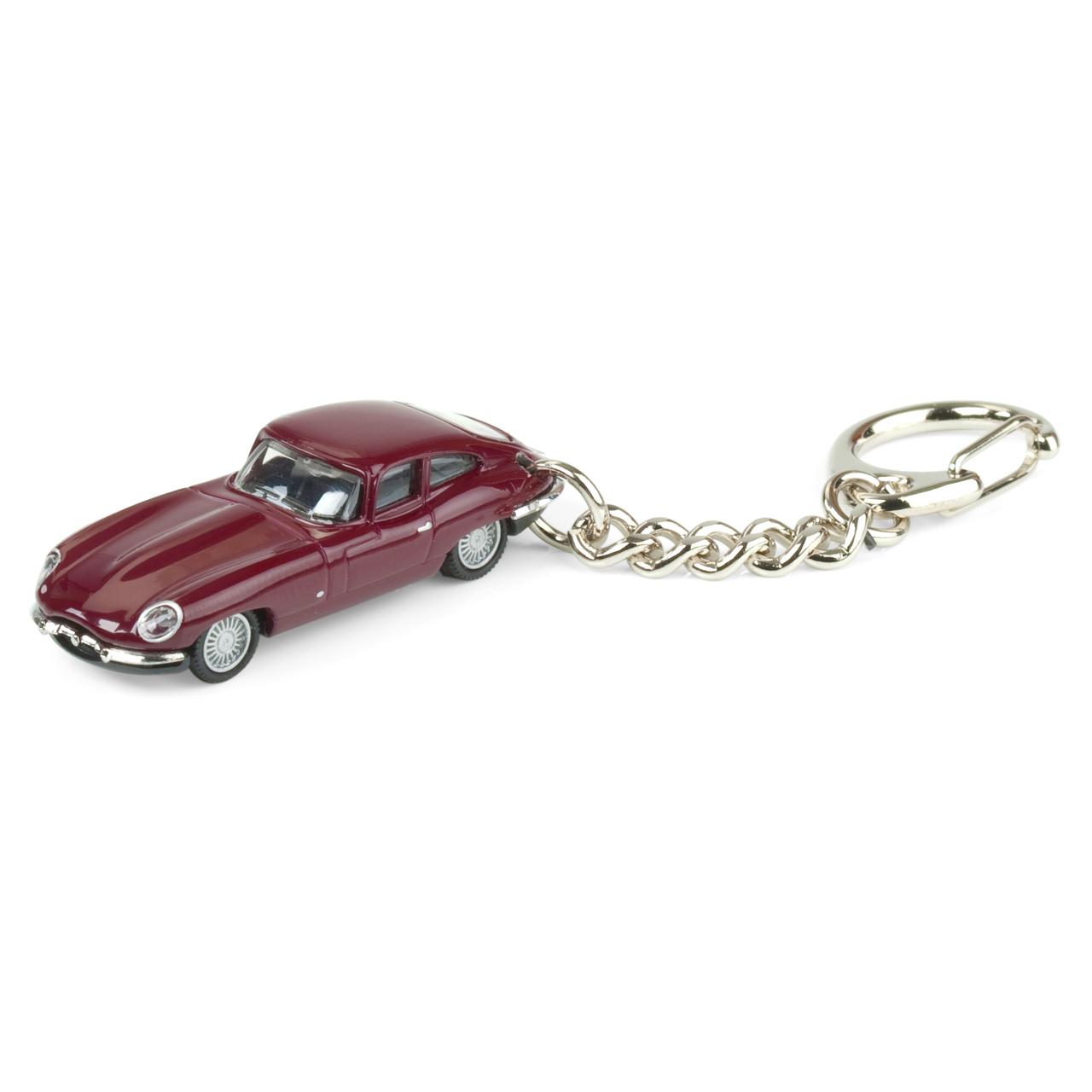 Jaguar E Type keyring | The Design Gift Shop
