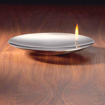 Luxury gifts - MONO Concave 13 Oil Lamp   The Design Gift Shop