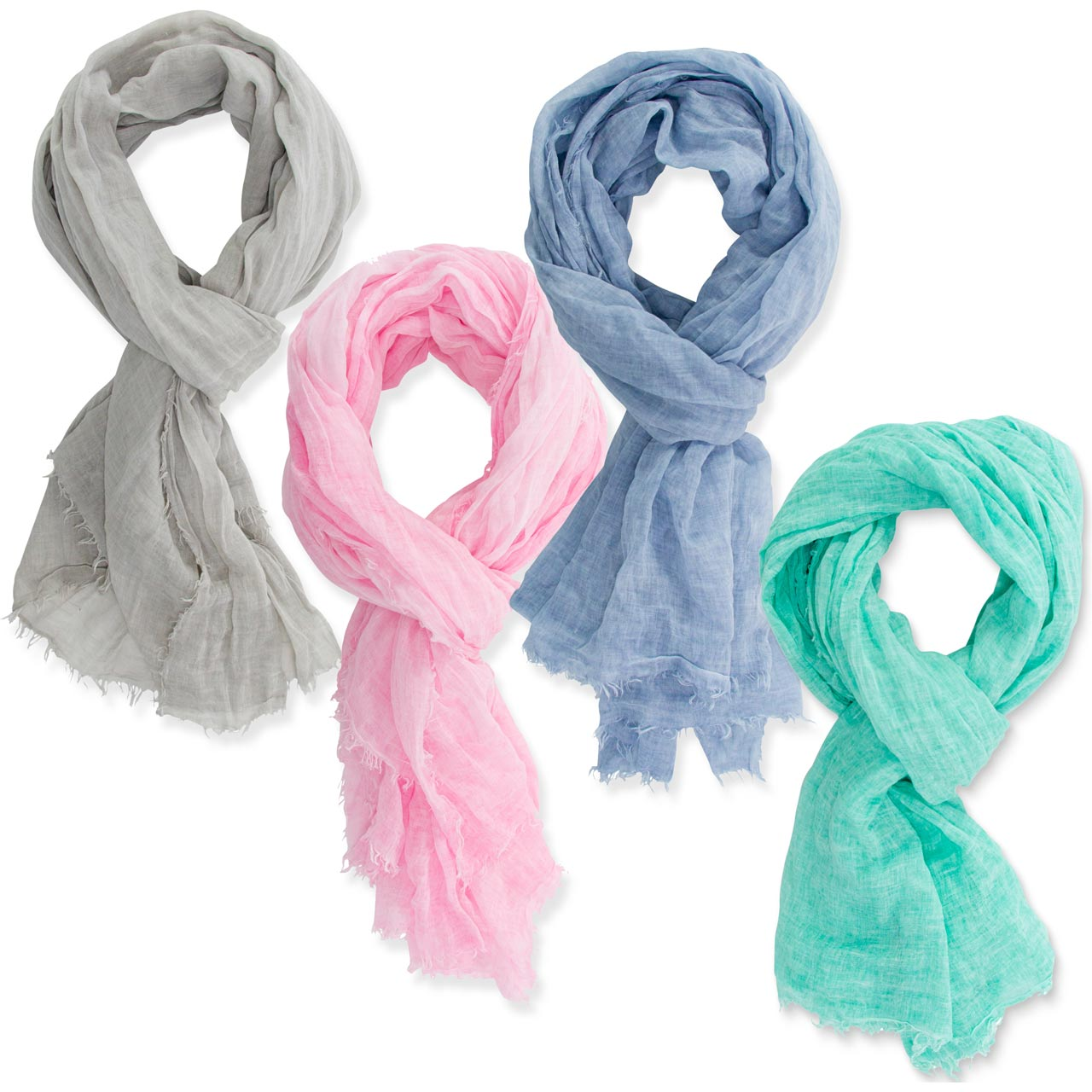 Pastel Scarves | The Design Gift Shop
